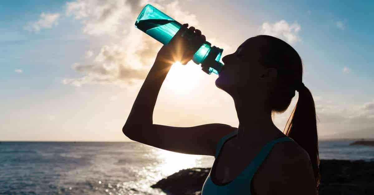 Desidratação, quais são os sintomas, causas e tratamentos