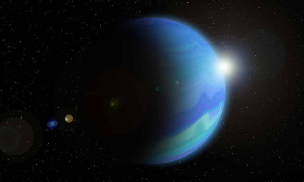 Netuno - Por que é chamado de planeta azul e outras curiosidades