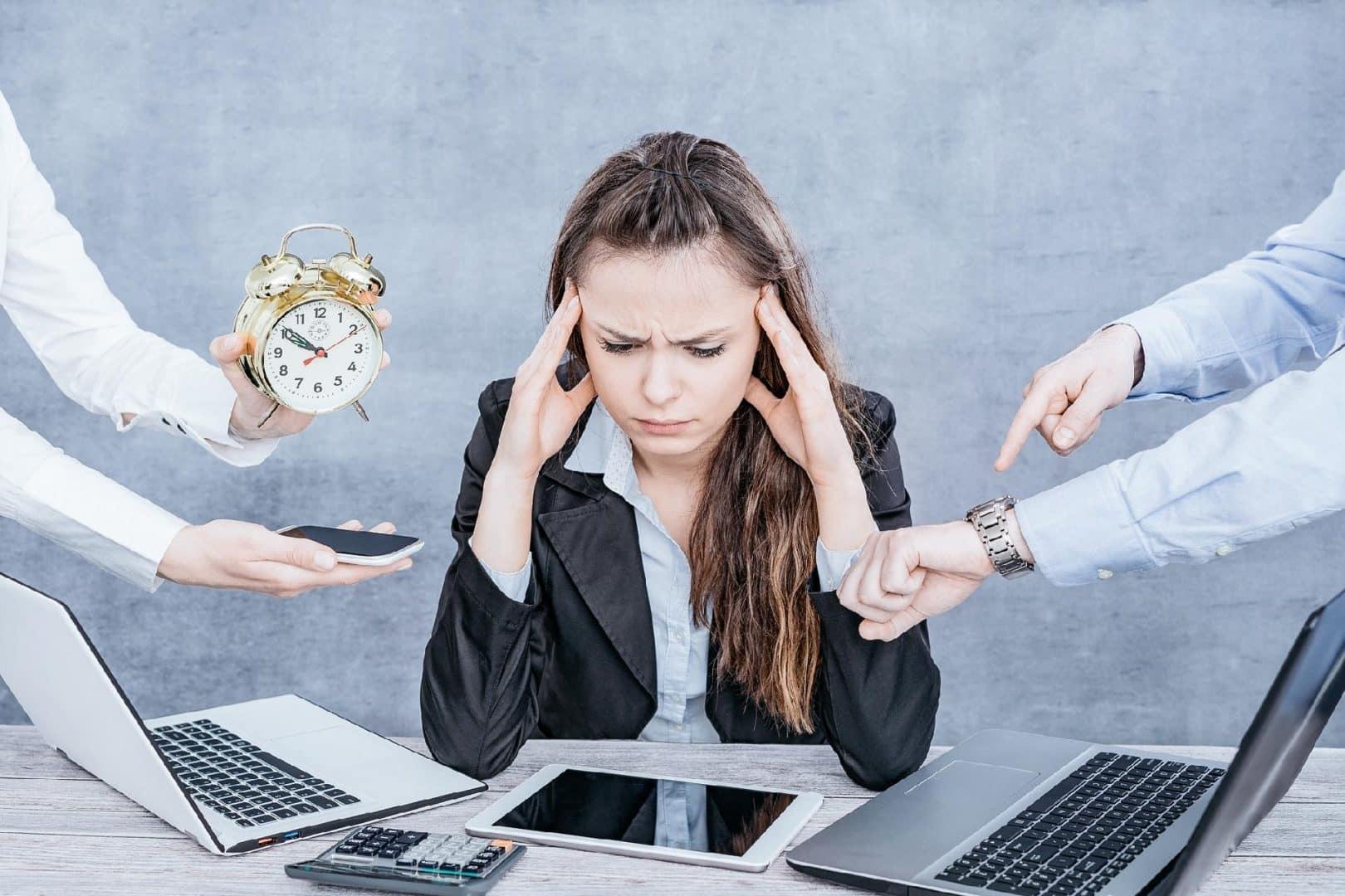 Você têm estresse com frequência? Descubra como acabar com ele
