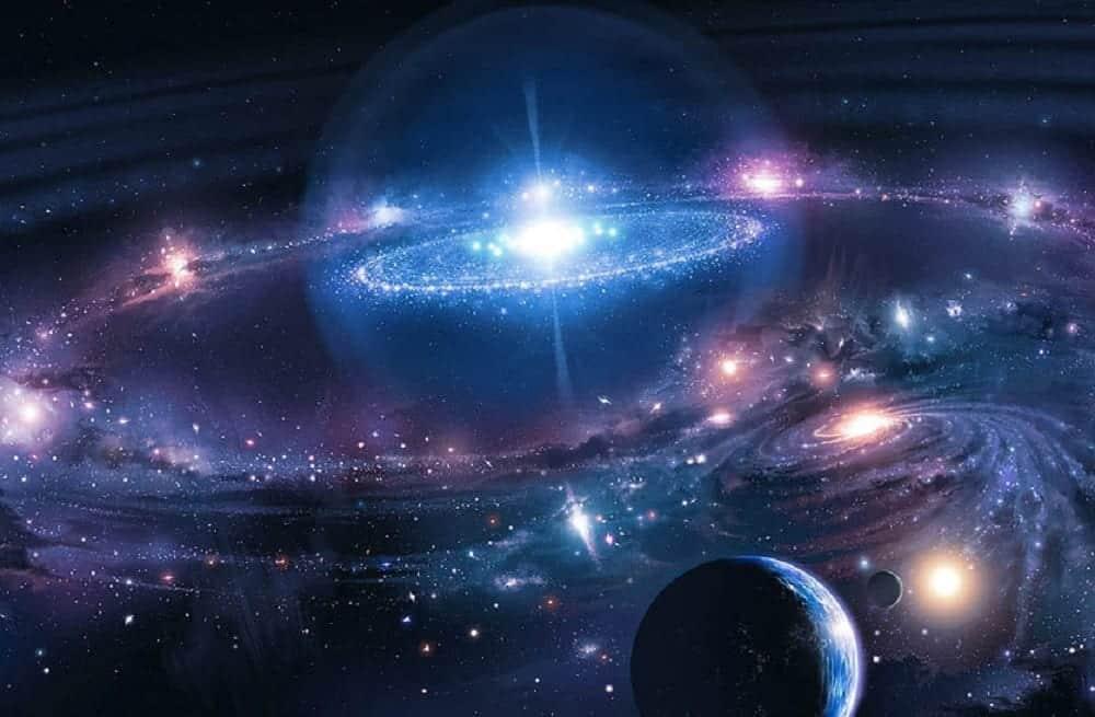 Cosmos - 7 provas de que você e todo o universo estão interligados