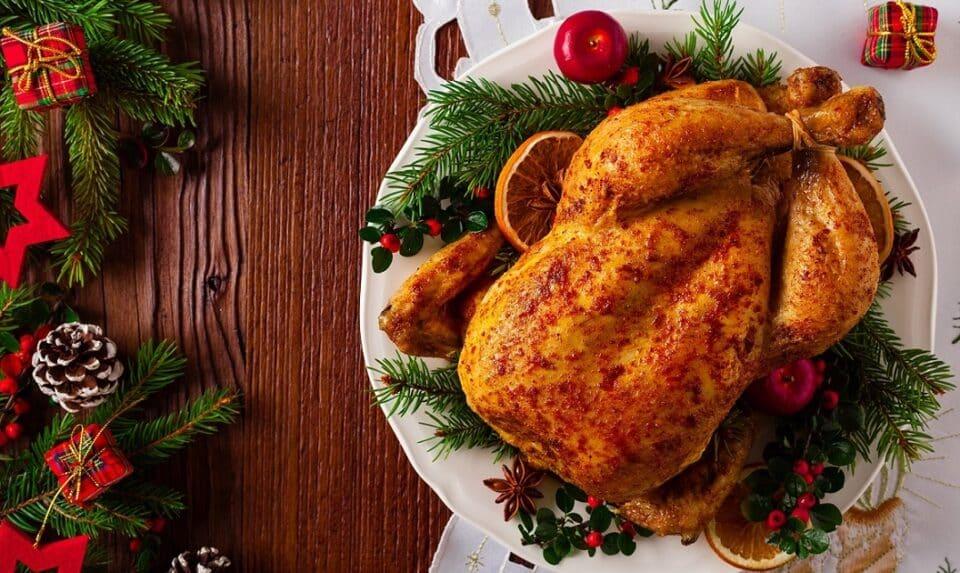 O que é o Chester tradicional da época natalina e diferença para o peru