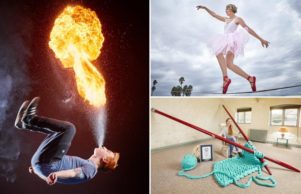 Guinness Book –  Principais e mais loucos recordes de 2019