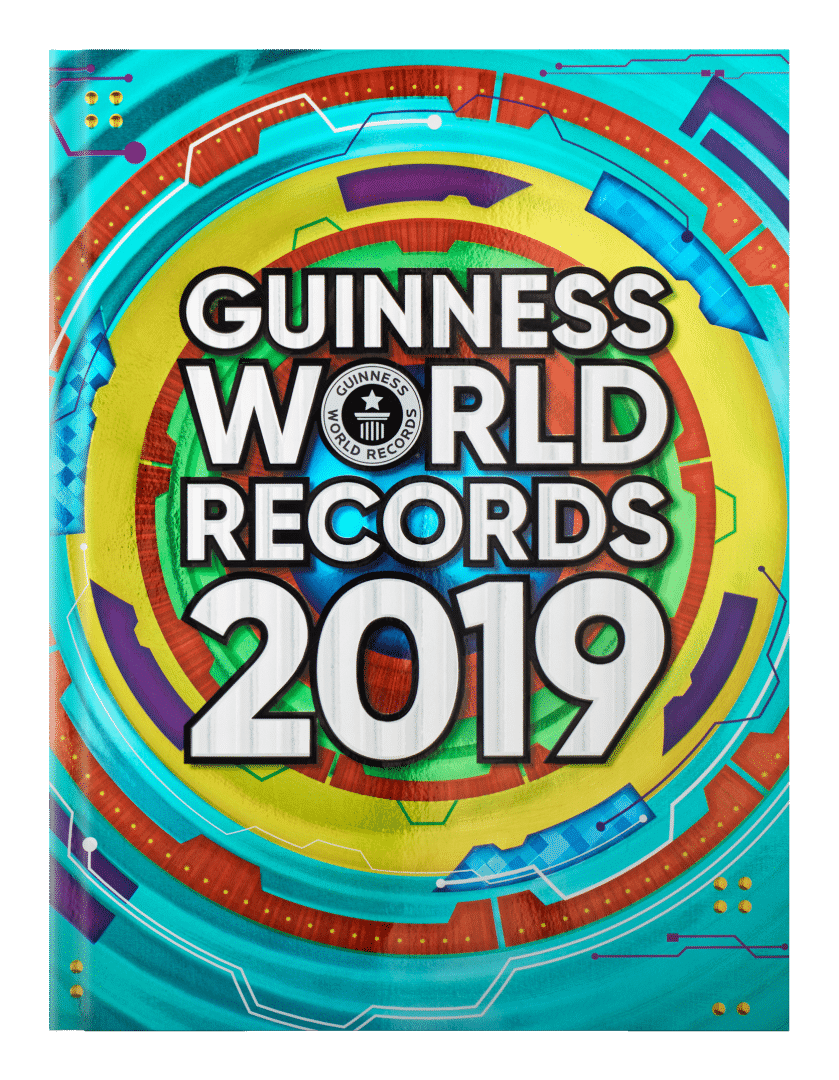 Confira os principais recordes do Guinness Book de 2019