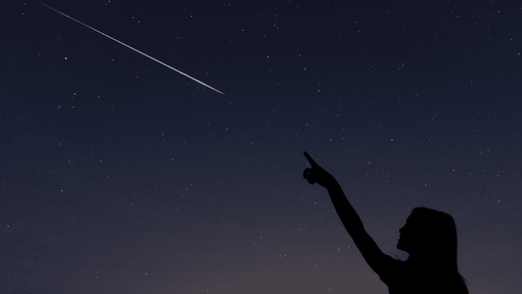 Estrela cadente – O que é e 4 dicas para conseguir vê-la
