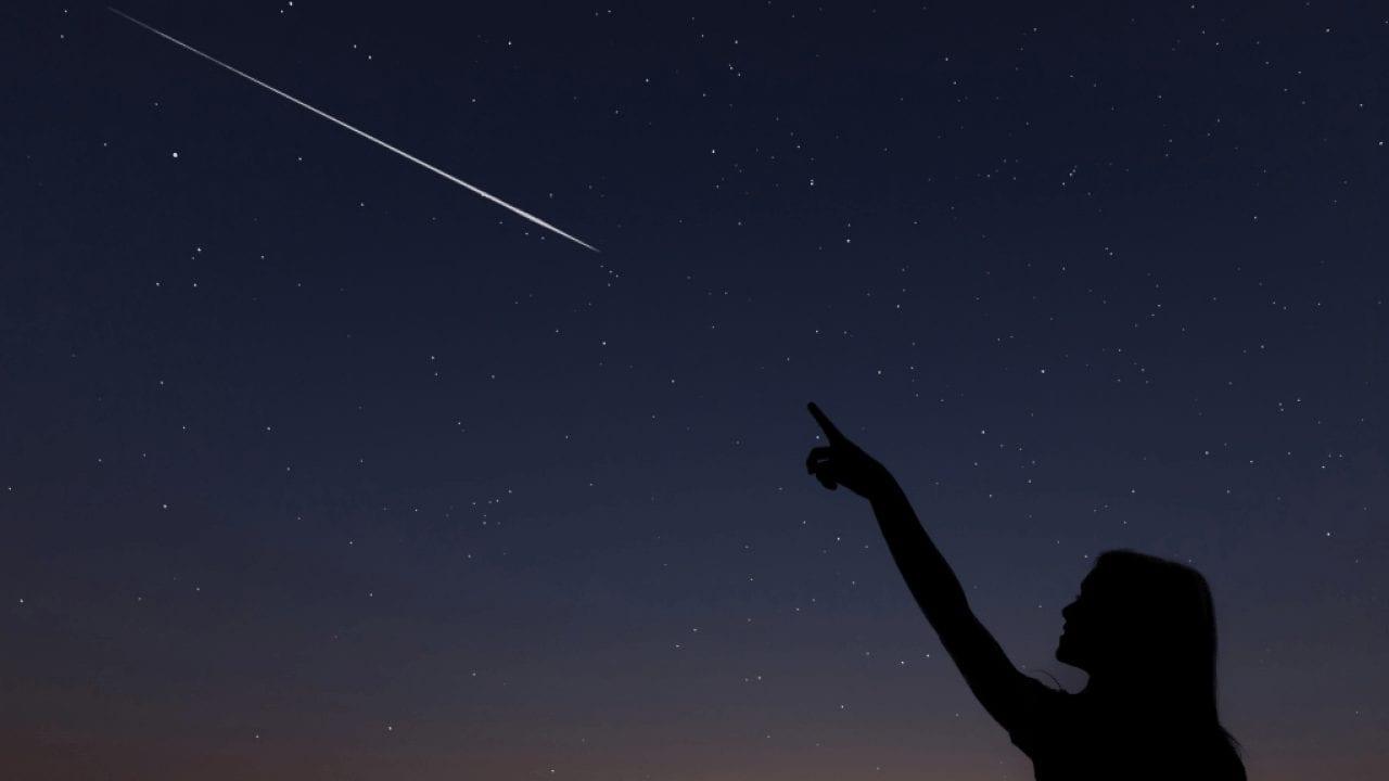 Estrela cadente - O que é e 4 dicas para conseguir vê-la
