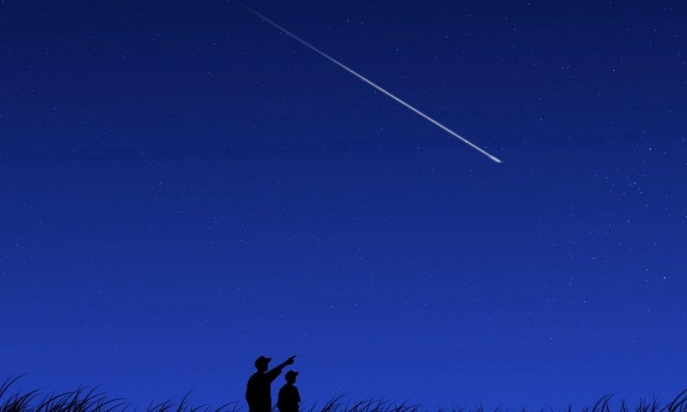 O que é uma estrela cadente e quatro dicas para conseguir vê-la