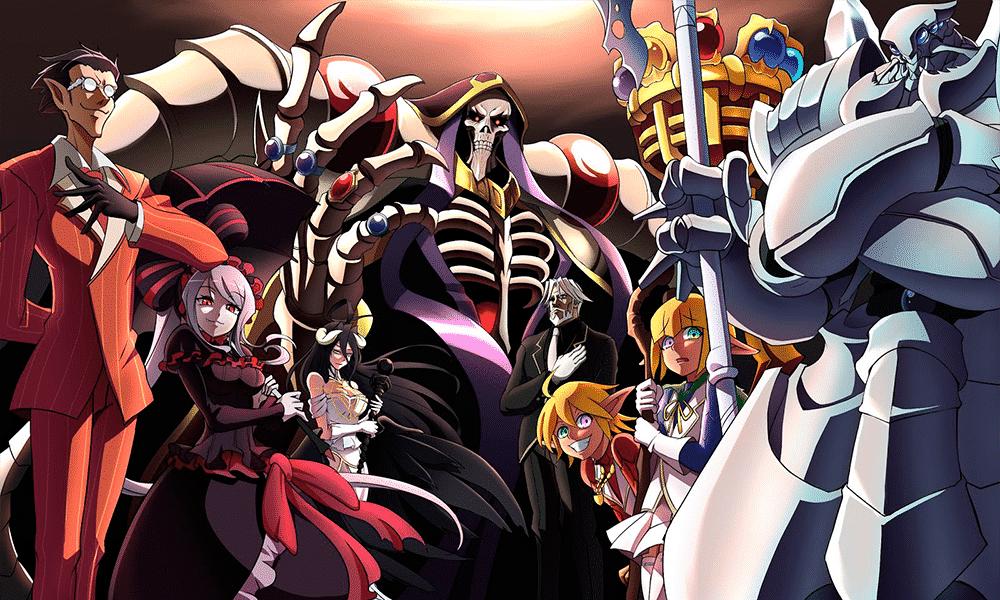 Overlord: 5 motivos para você acompanhar um dos animes do momento