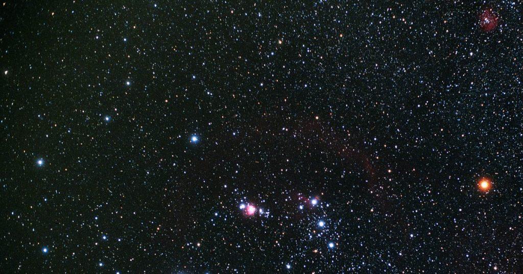 Tudo o que você precisa saber sobre a constelação de Orion