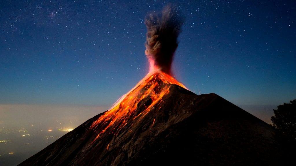 Vulcão – O que é, como surge, classificações e curiosidades
