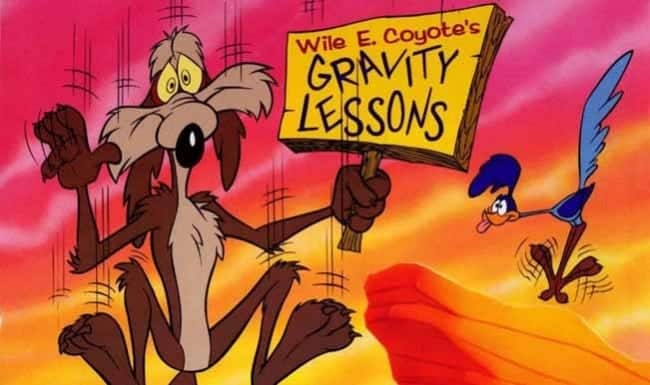 25 situações que provam que os desenhos animados não tem sentido