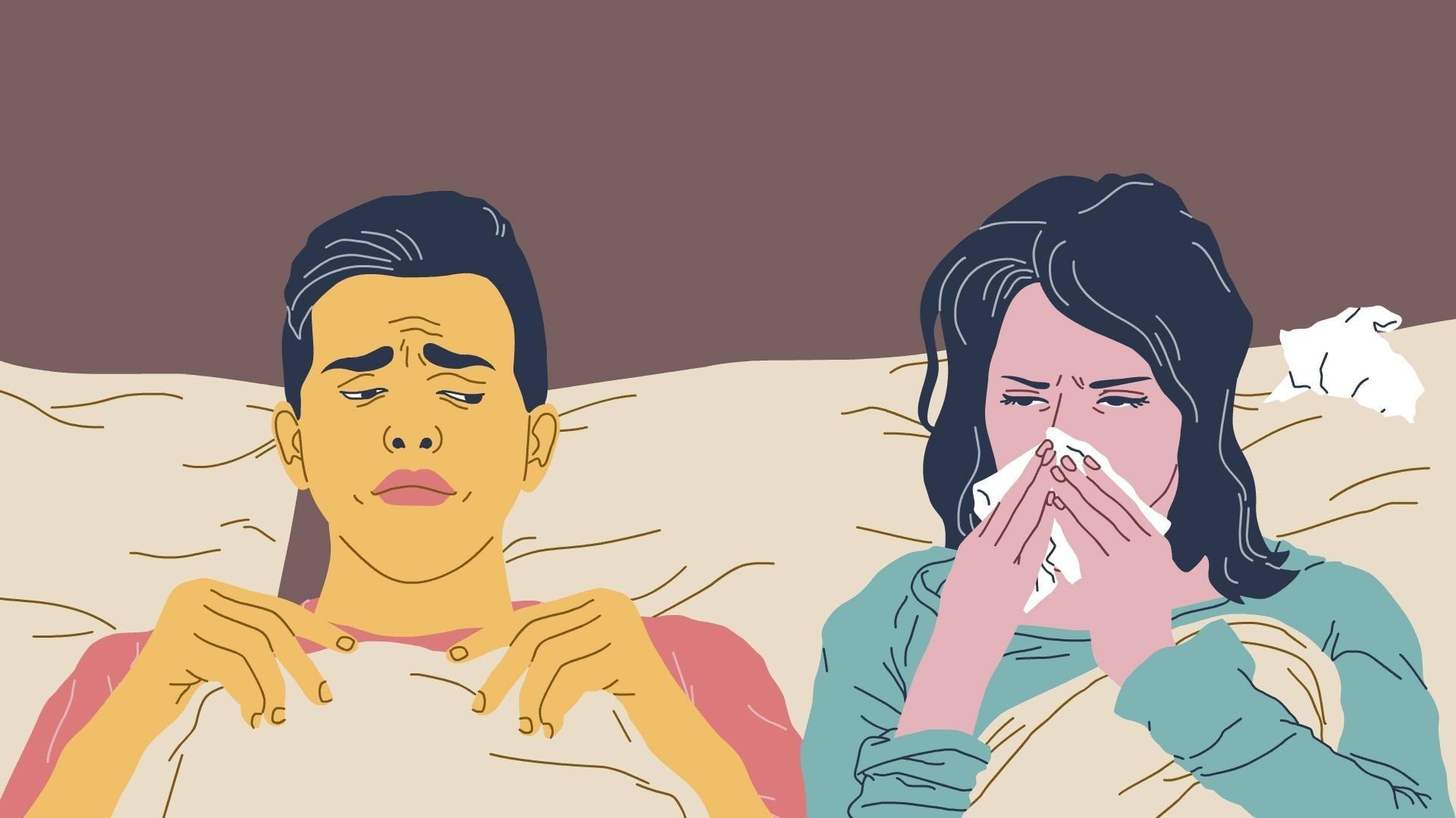 Gripe e resfriado, qual a diferença entre eles? 5 dicas para diferenciar