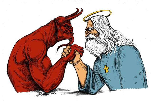 Como Lúcifer foi expulso do paraíso + como se tornou o Diabo