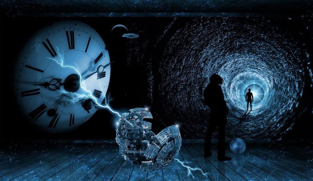 Viagens no tempo existem? Segundo a Ciência, estamos viajando agora!
