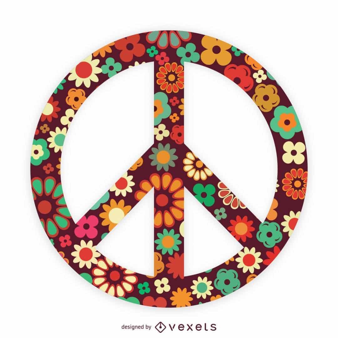 Símbolo da paz- Sua origem e seu real significado