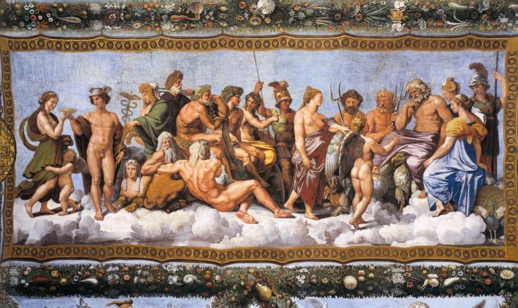Deuses romanos – Quais os principais e quem foram na mitologia romana