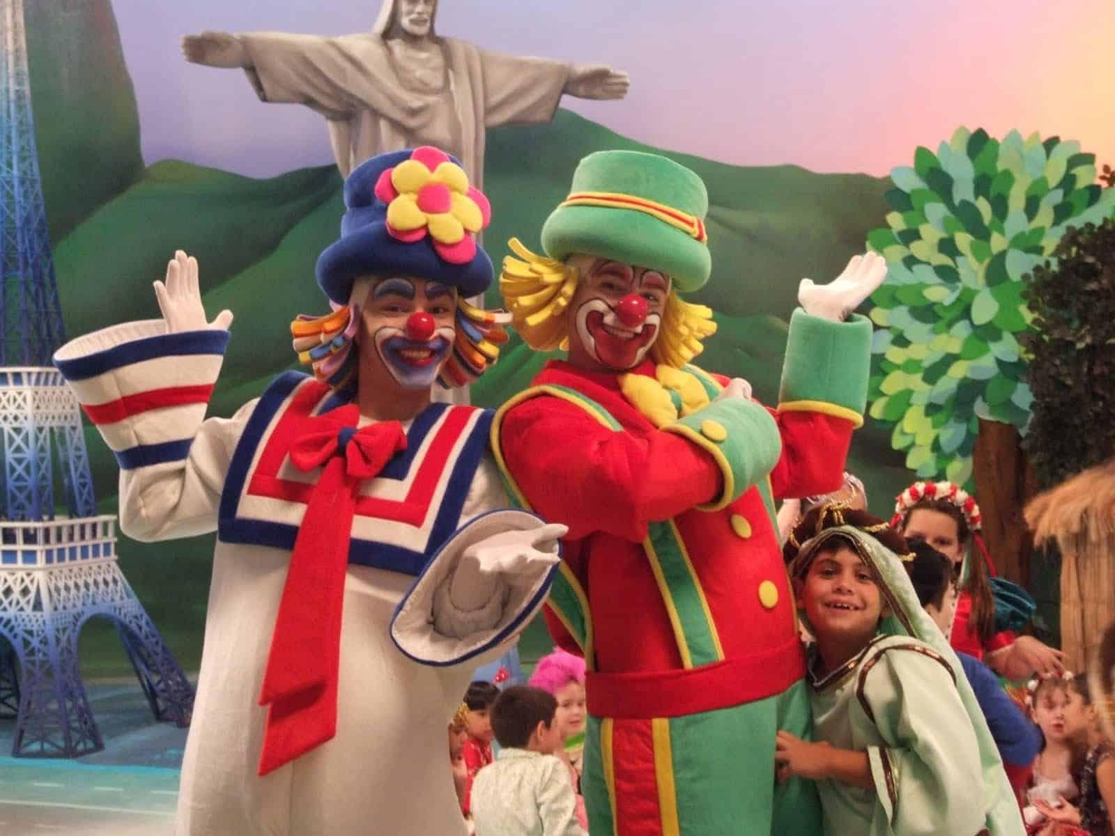Patati Patatá- A dupla de palhaços mais amada do Brasil
