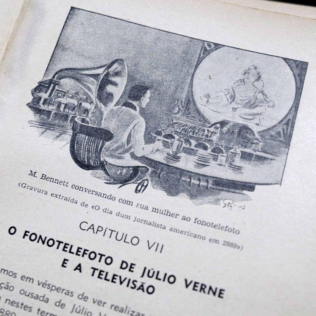 Julio Verne - Conheça o intrigante escritor francês, pai da ficção científica