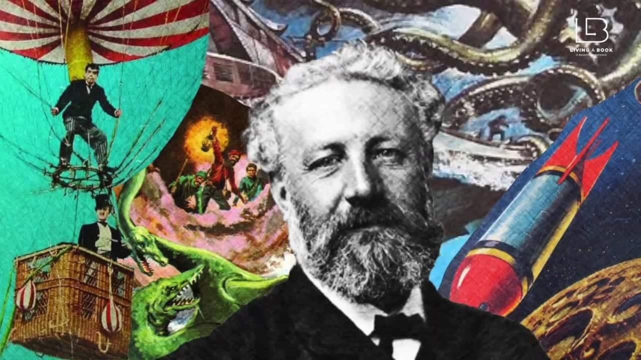 Júlio Verne - Biografia e curiosidades sobre pai da ficção científica