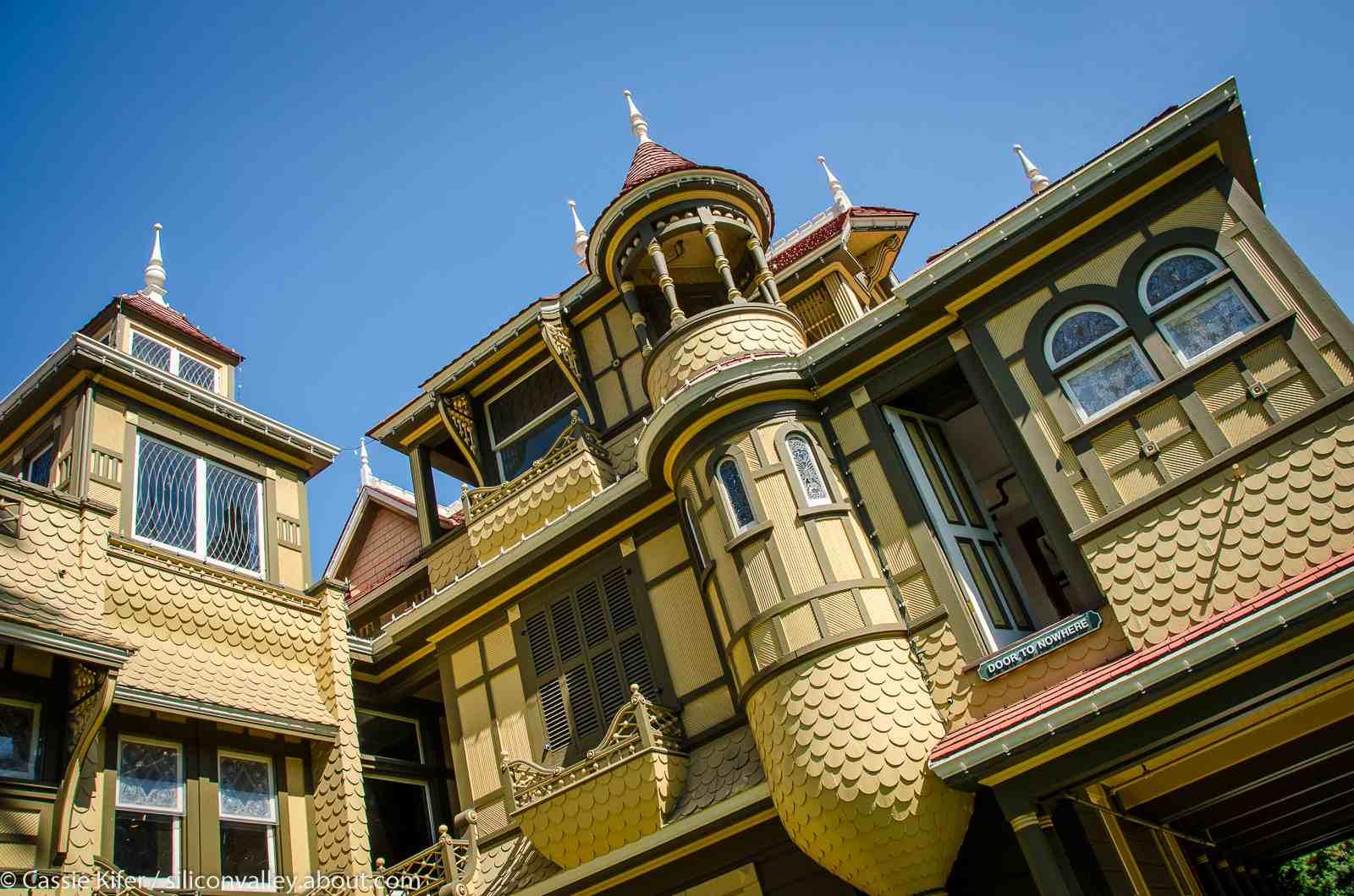 Mansão winchester, conheça a história da casa mais assustadora de todas