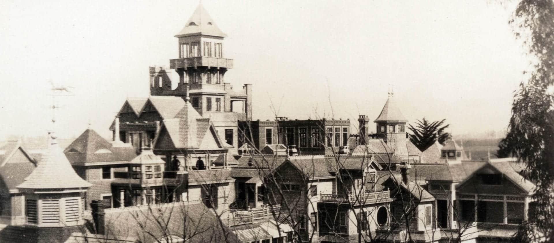 Mansão Winchester - A história da casa construída para os espíritos