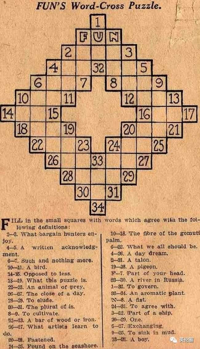 Palavras cruzadas- Quando surgiram, como jogar + curiosidades