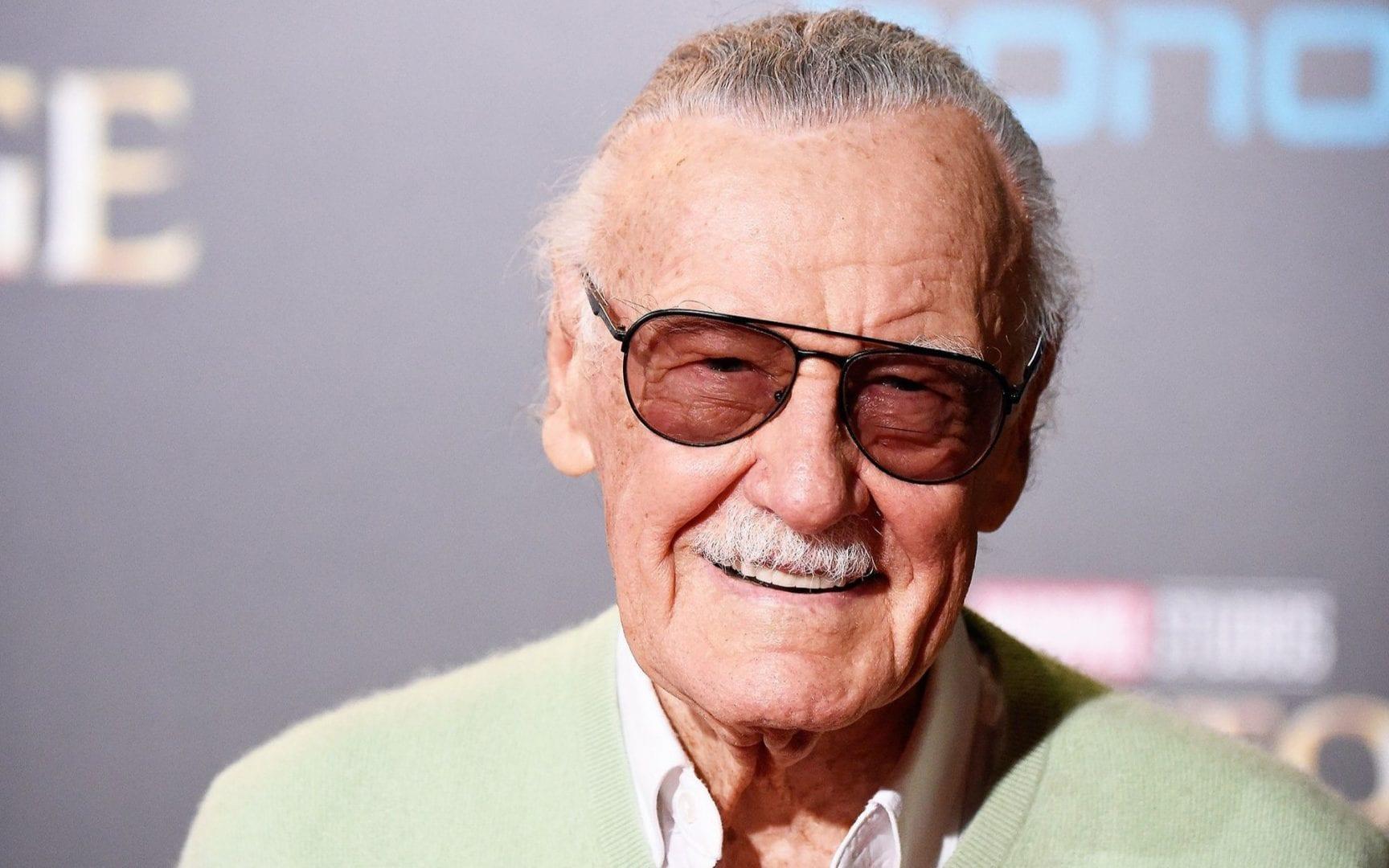 Stan Lee- Quem foi, como começou sua carreira e quando ele morreu