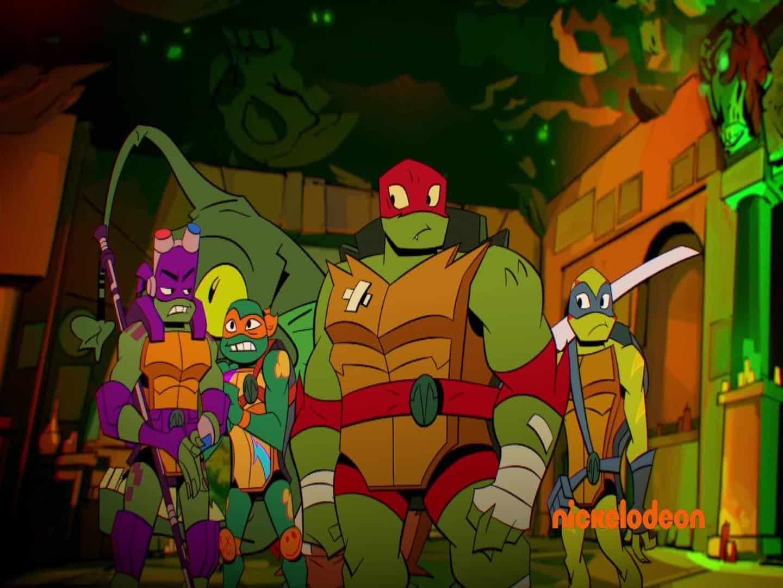 Tartarugas Ninja Historia Completa Personagens E Filmes