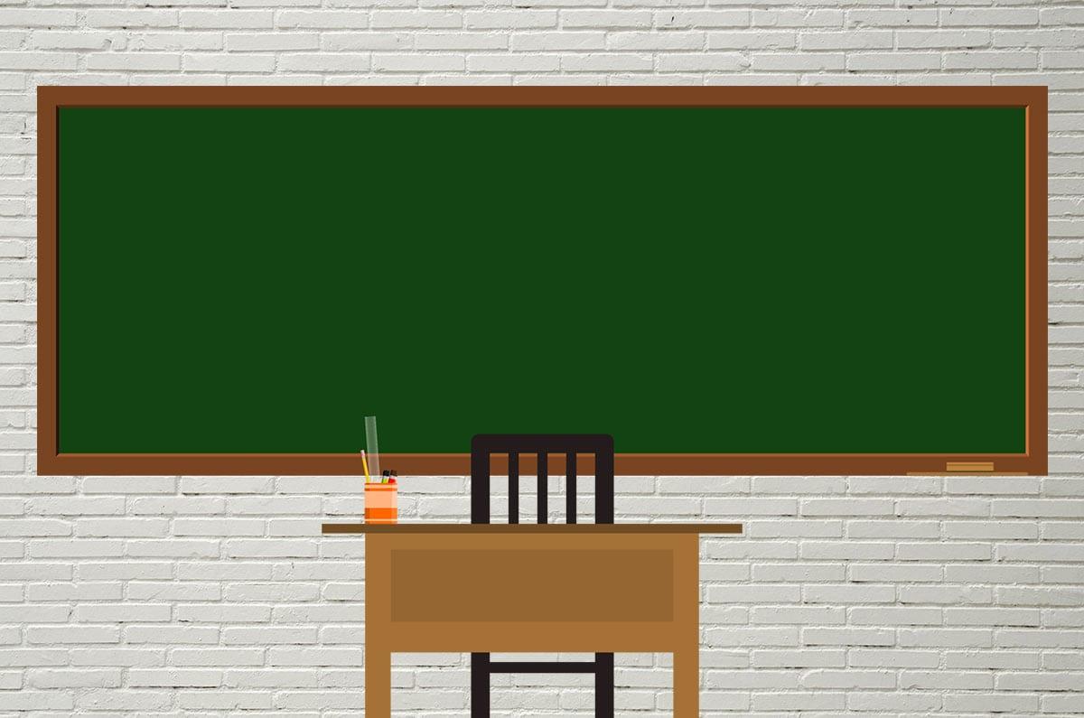 Afinal, por que o quadro negro é verde? Vem conferir com a gente