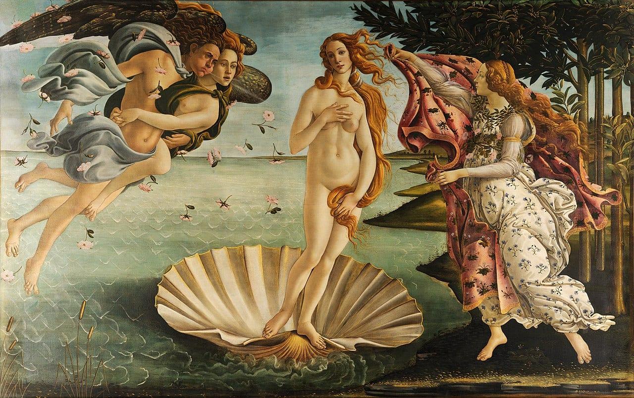 Afrodite - Origem e história da deusa grega do amor