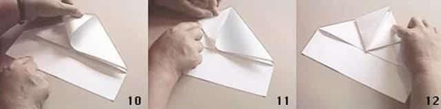 Aviãozinho de papel: como aprender a fazer passo a passo
