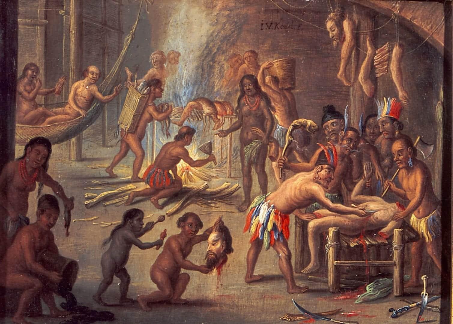 Canibalismo- O que é + 4 casos que chocaram o mundo