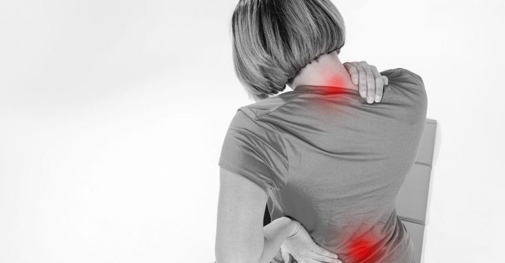 Dor nas costas – Causas, tipos mais comuns e quando é motivo de alerta