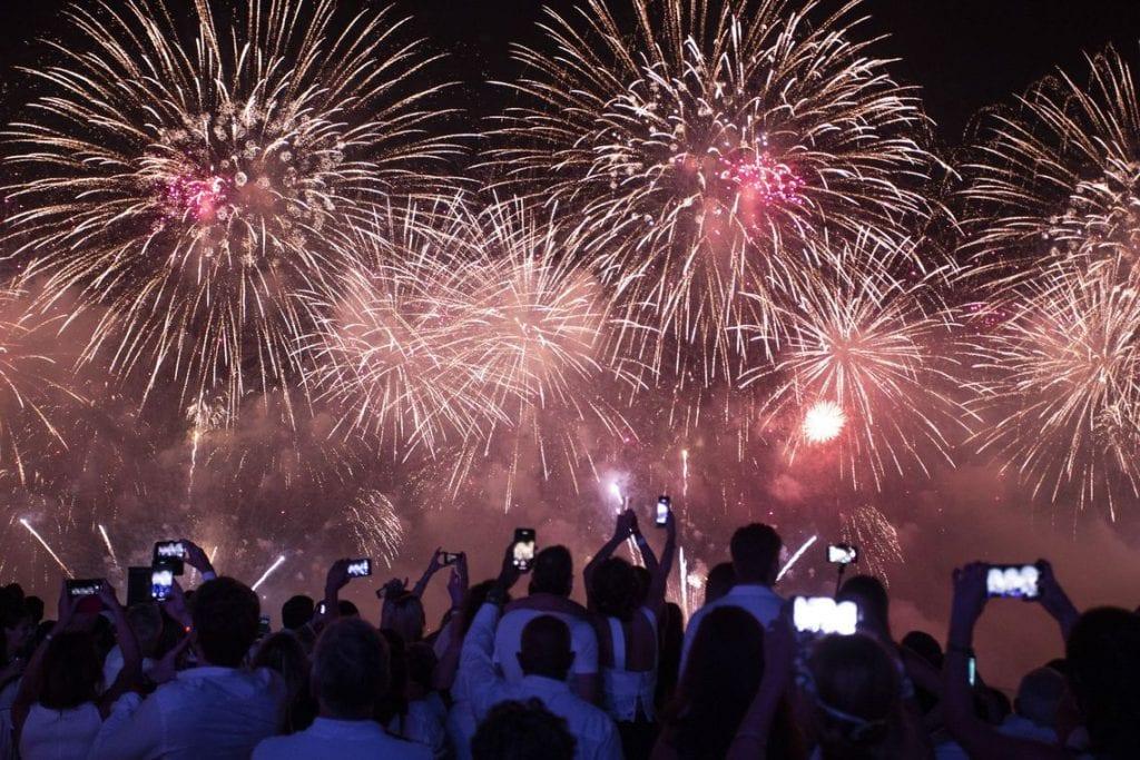 Fogos de artifício – por que há tanta polêmica em seu uso?