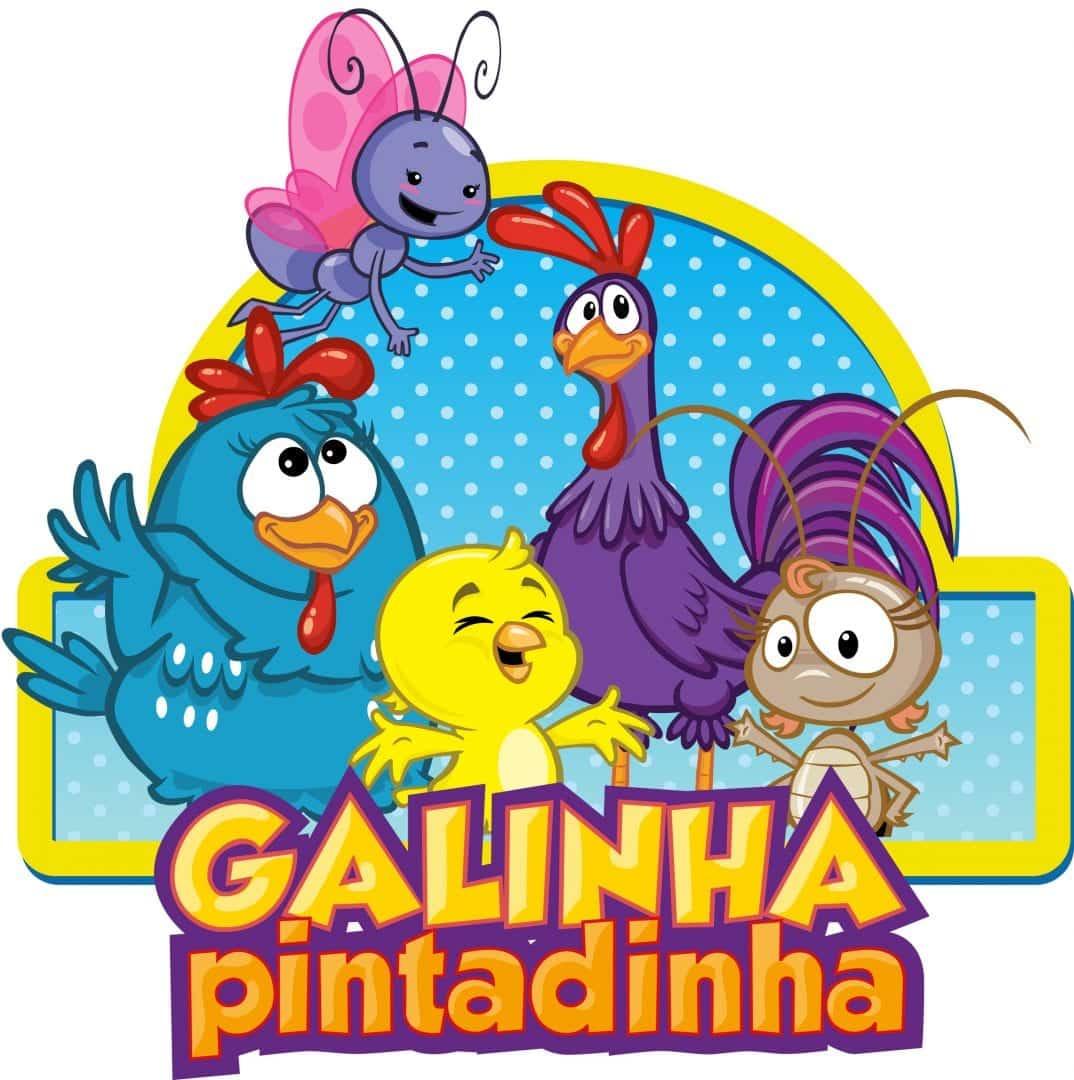 Galinha Pintadinha- Como tudo começou, + boatos de símbolo demoníaco