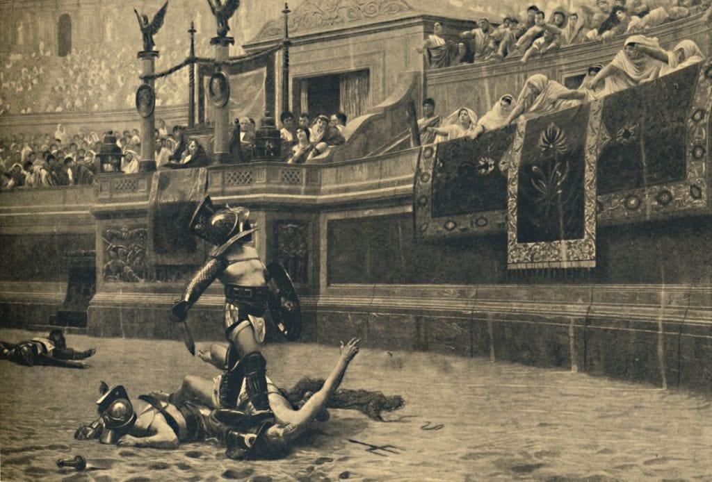 Gladiadores, quem eram? - Origem, treinamento e morte