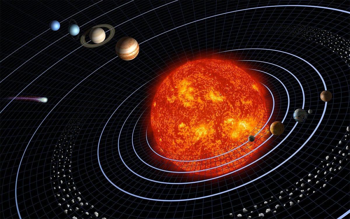 Planetas mais próximos do Sol - Quais são e a que distância estão do Sol