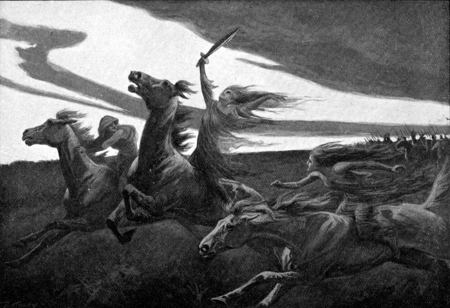 Valquírias - Quem são e 9 fatos sobre as guerreiras da mitologia nórdica