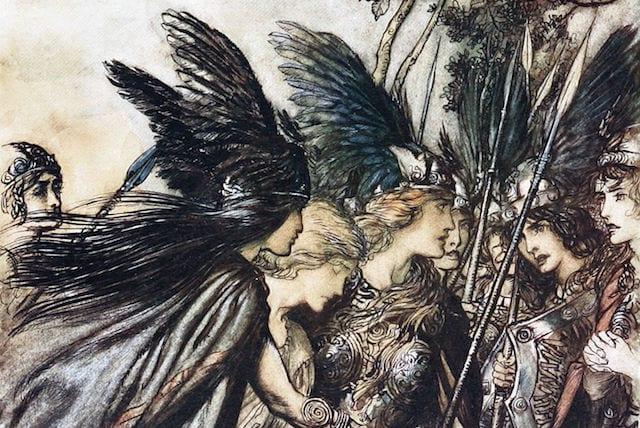Valquírias - 9 curiosidades sobre as guerreiras nórdicas
