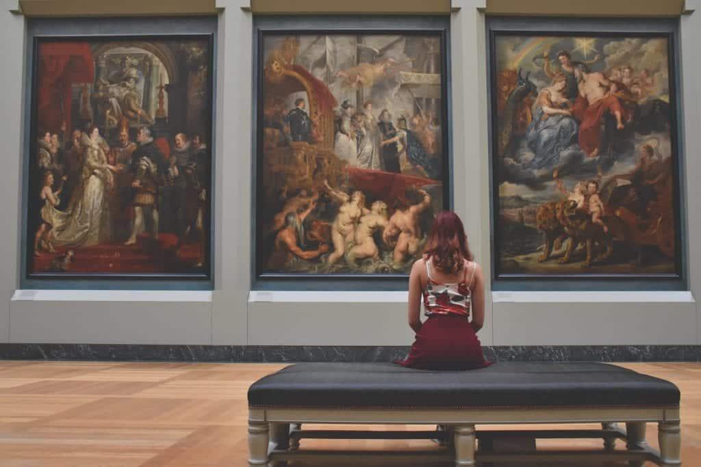Obras de arte mais famosas de todo o mundo (top 15)