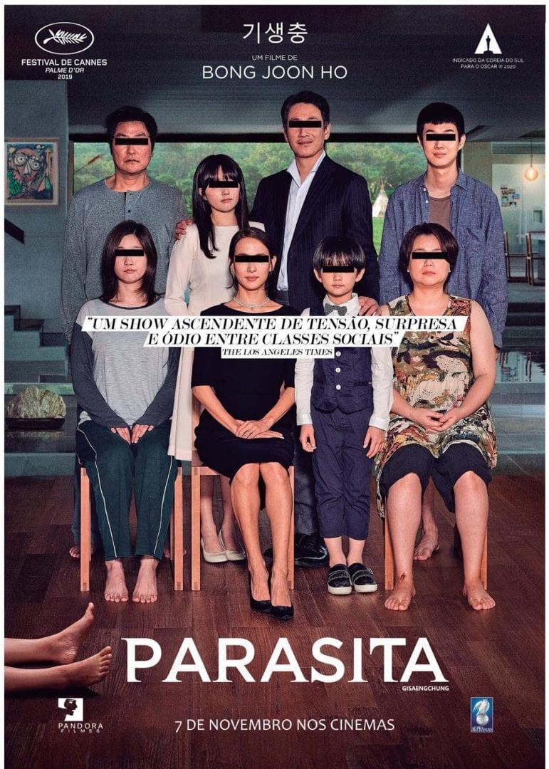 Conheça Parasita, a produção coreana que está conquistando o mundo