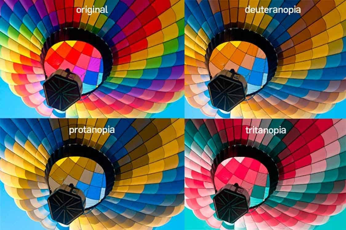 Daltônicos - Como diagnosticar e os tipos de daltonismo