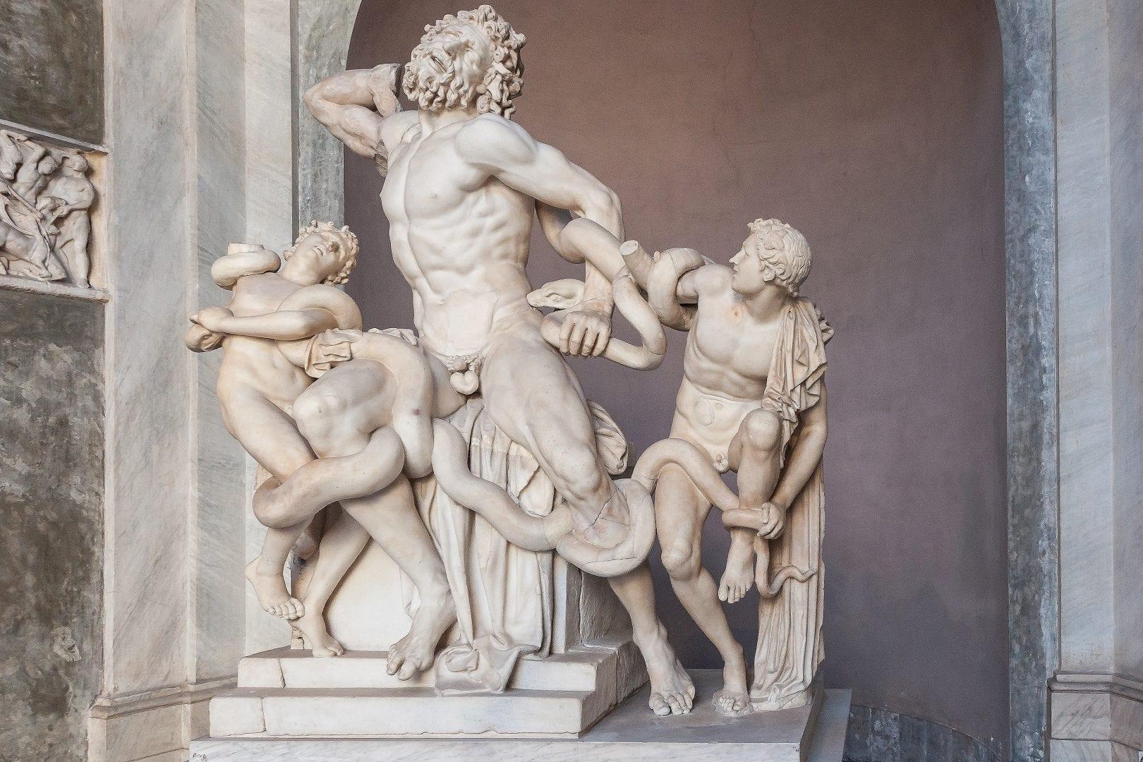 Estátuas gregas - Como elas realmente eram e por que estão nuas?