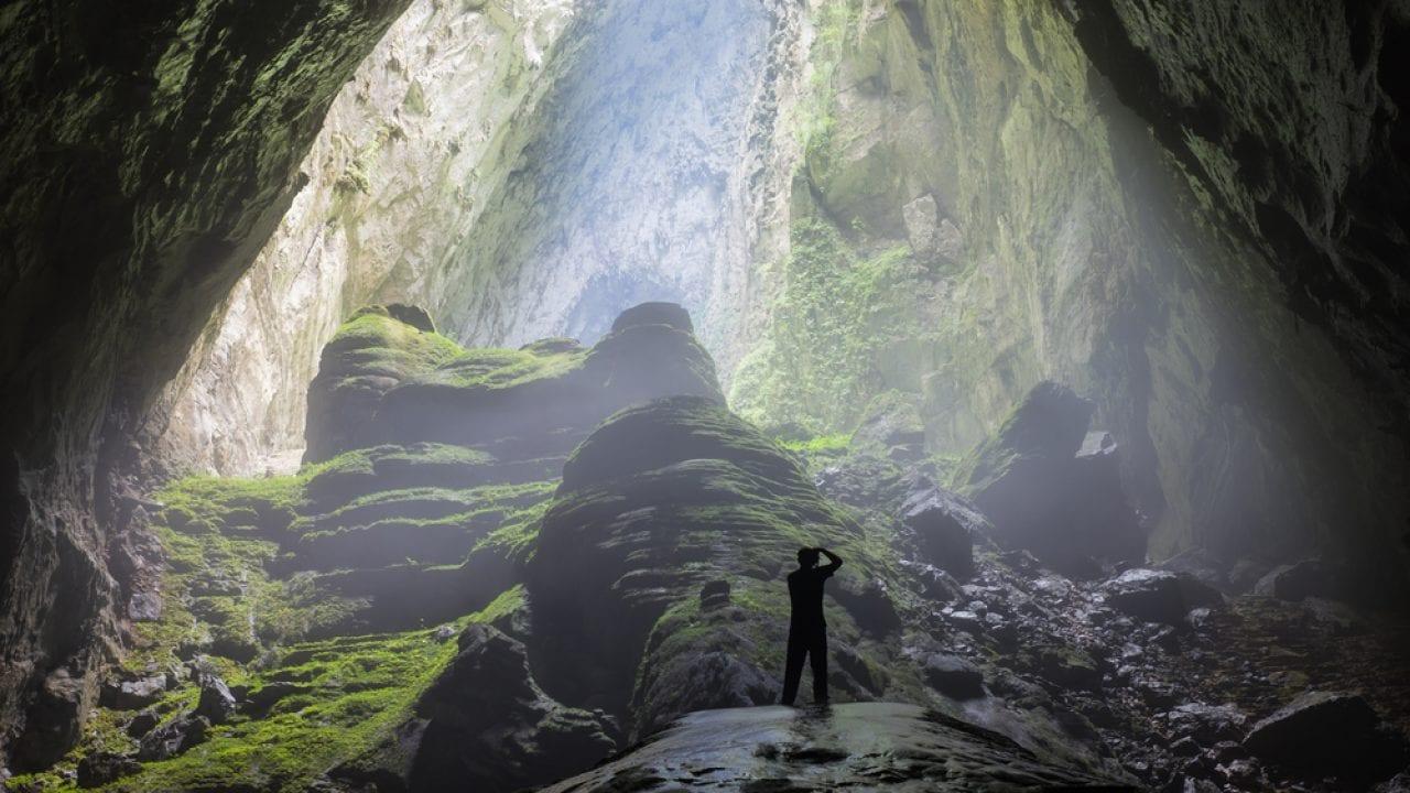 Hang Son Doong – a monumental e esplendorosa maior caverna do mundo