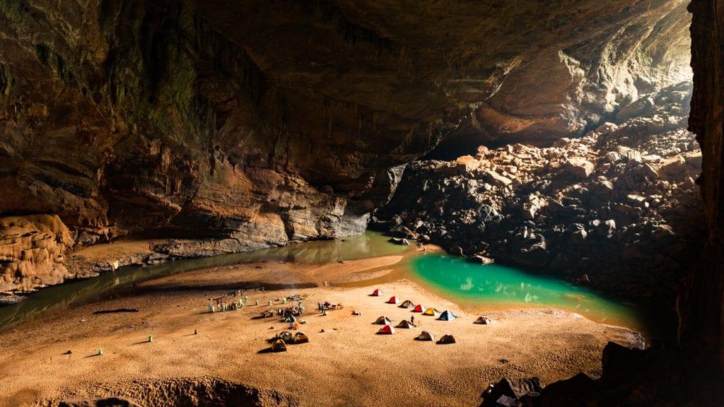 Maior caverna do mundo, Son Doong tem mais de 200 metros de largura