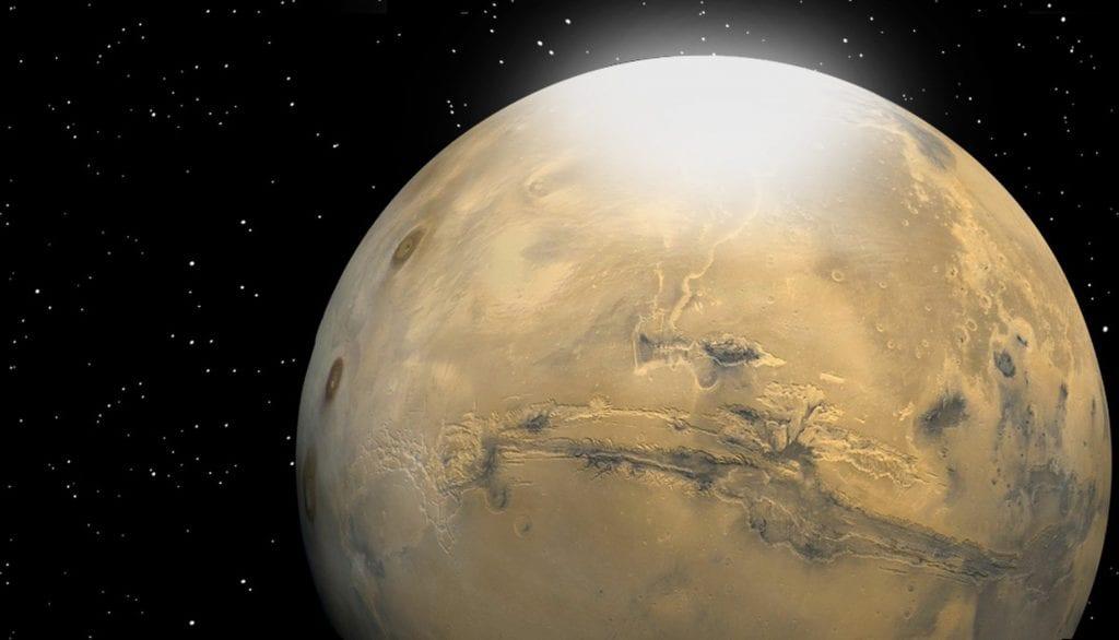 Marte – Características, presença de água e tudo sobre o planeta vermelho