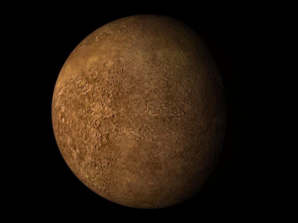 Mercúrio - Características e curiosidades sobre o planeta