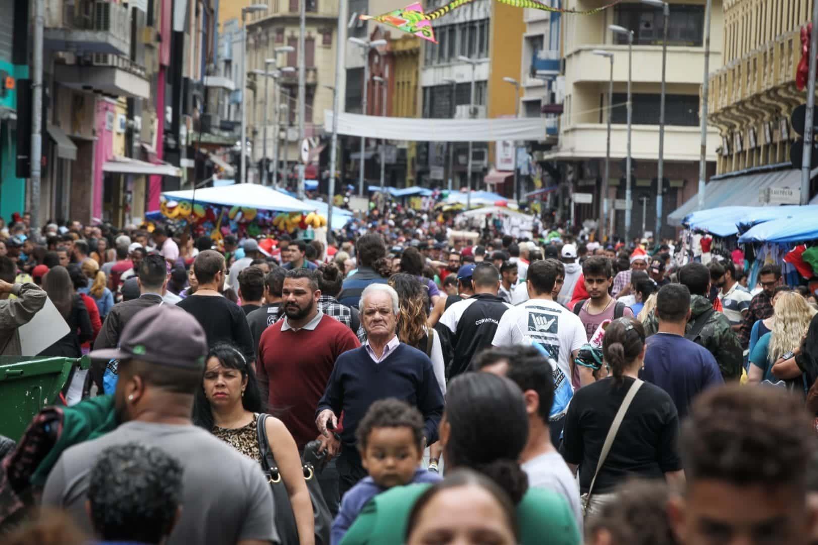 25 de março - A história dessa rua que virou centro de compras