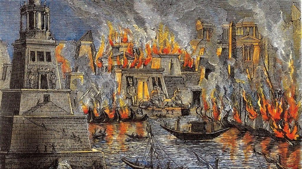 Biblioteca de Alexandria – O que é, história, incêndio e a nova versão