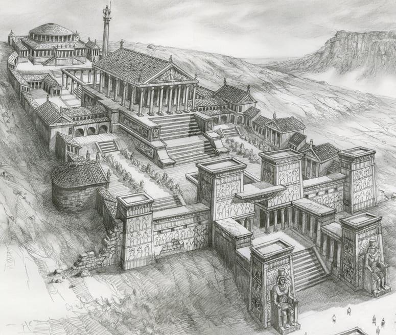 Biblioteca de Alexandria - O que era e a história por trás do incêndio