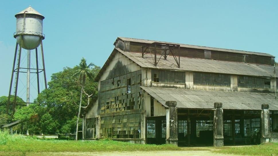 Fordlândia - a cidade construída no meio da Floresta Amazônica